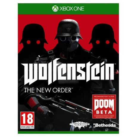 Mastertronic Group Ltd Wolfenstein: The New Order