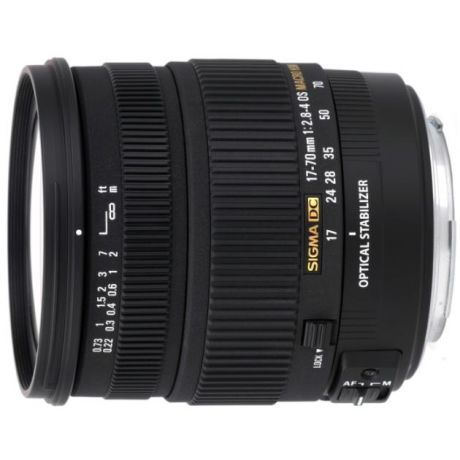 Sigma Sigma AF 17-70mm f/2.8-4.0 DC MACRO OS HSM new Contemporary Sigma SA Sony A