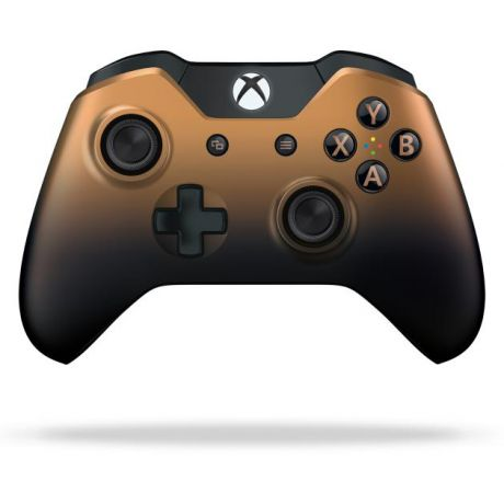 Microsoft Геймпад Xbox One Copper Shadow