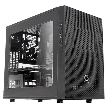 Thermaltake Thermaltake Core X1 CA-1D6-00S1WN-00 Black