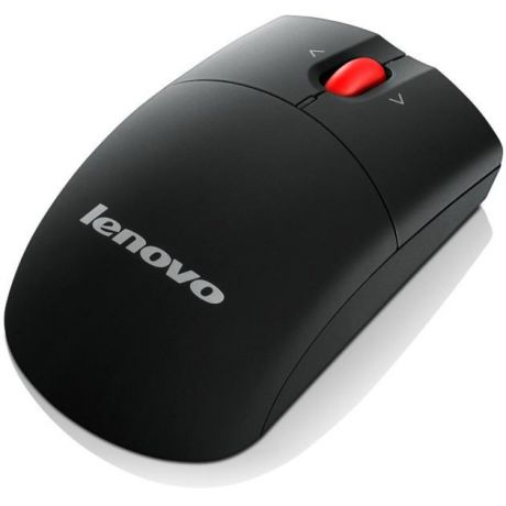 Lenovo Lenovo Laser Wireless Mouse Черный, Радиоканал