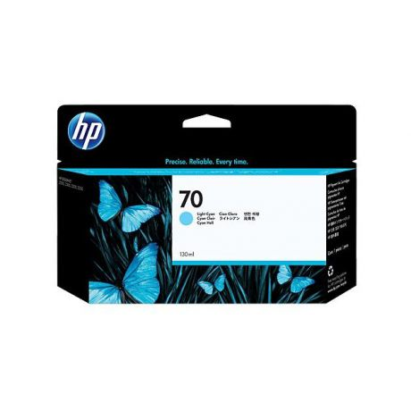 HP HP Inc. Cartridge HP 70 светло-пурпупрный для DJ Z2100/Z3100/Z3200/Z5200