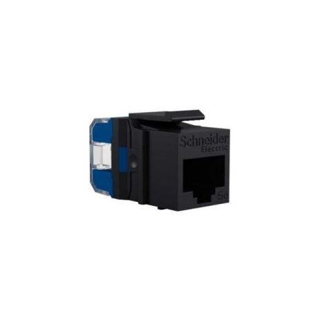Electric Schneider Electric Actassi Коннектор RJ-45 S-One кат.5e STP, 12 шт.