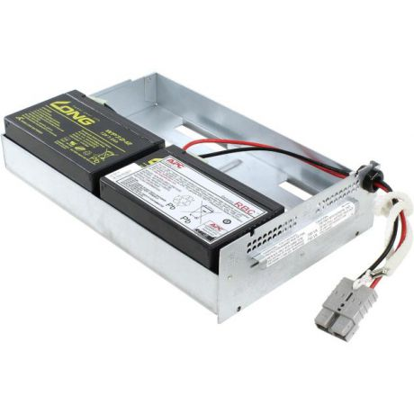 Electric APC by Schneider Electric Battery replacement kit for SUA750RMI2U, SU700RM2U, SU700RMI2U, SU700R2IBX120 (сборка из 2 батарей в металлическом поддоне )