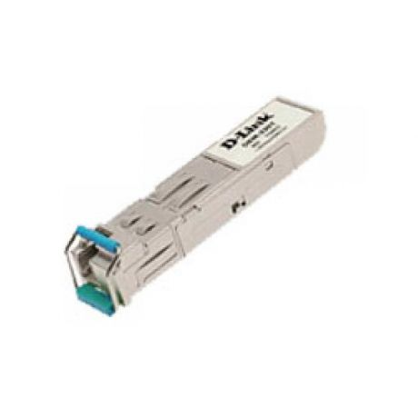 D-Link D-Link DEM-330R, 1-port mini-GBIC 1000Base-LX SMF WDM SFP Tranceiver (up to 10km, support 3.3V power, LC connector)