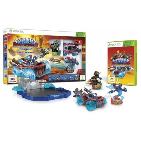 Skylanders SuperChargers Xbox 360 Spitfire и Super Shot Stealth Elf, Xbox 360 Spitfire и Super Shot Stealth Elf, Xbox 360
