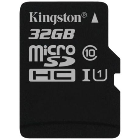Kingston Kingston SDC10G2/*SP 32Гб, microSDHC, Class 10