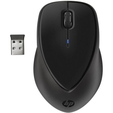 HP HP Comfort Grip Wireless Черный, USB