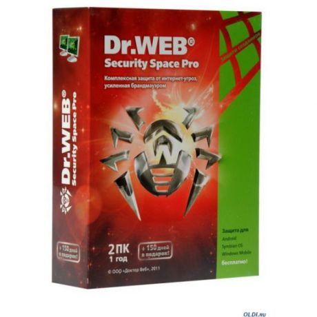 Dr. Web Dr.Web Security Space PRO