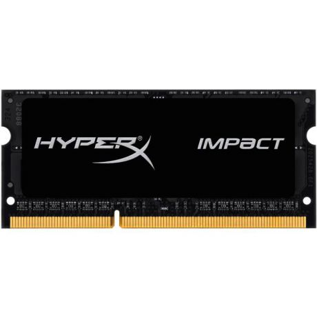 Kingston Kingston 8GB 2400MHz DDR4 CL14 SODIMM HyperX Impact