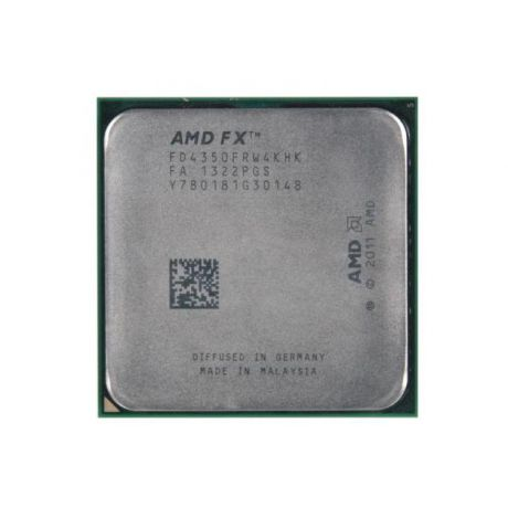 AMD AMD FX-4350 Vishera FD4350FRHK Socket AM3+, 4.2МГц, 4096 Кб