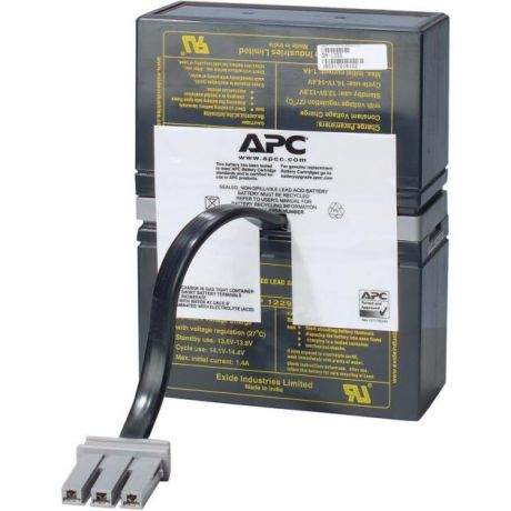 Electric APC by Schneider Electric Battery replacement kit for BR1000I, BR800I