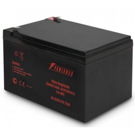 Powerman Powerman Battery for UPS СА12120, 12V/12AH