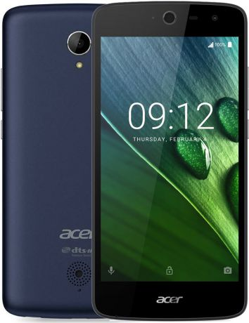 Acer Liquid Zest 4G Dark Blue