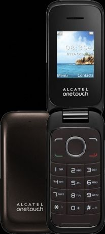 Alcatel One Touch 1035D Dark Chocolate