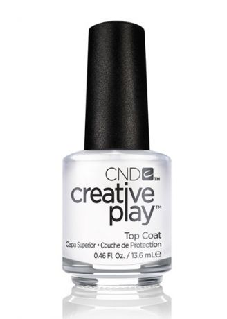 CND Creative Play Верхнее покрытие № 481 Top Coat