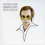 Elton John. Greatest Hits 1970–2002 (2 CD)