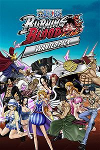 One Piece: Burning Blood. Wanted Pack. Дополнение (Цифровая версия)