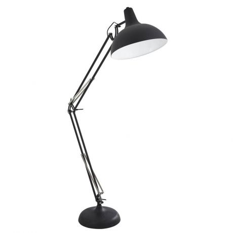 Торшер Arte Lamp Goliath A2487PN-1BK