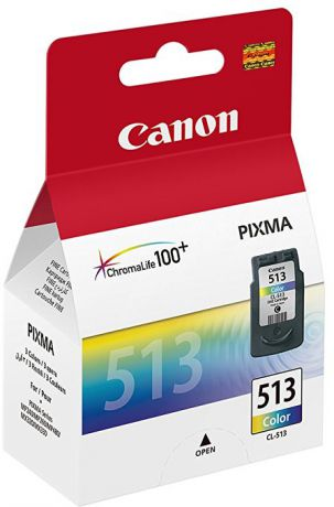 Canon CL-513 (2971B007) - картридж для Canon PIXMA MP240/250/260/480 (Color)