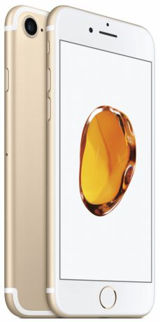 Телефон Apple iPhone 7 256Gb (Gold)