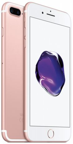 Телефон Apple iPhone 7 Plus 128Gb (Rose Gold)