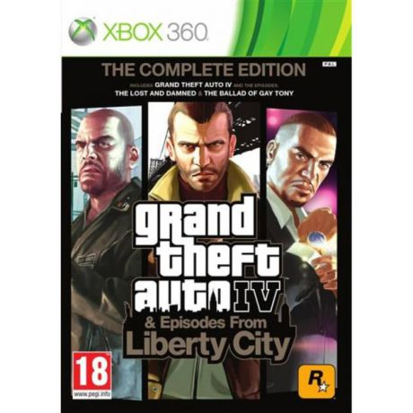Rockstar Games Grand Theft Auto Episodes from Liberty City