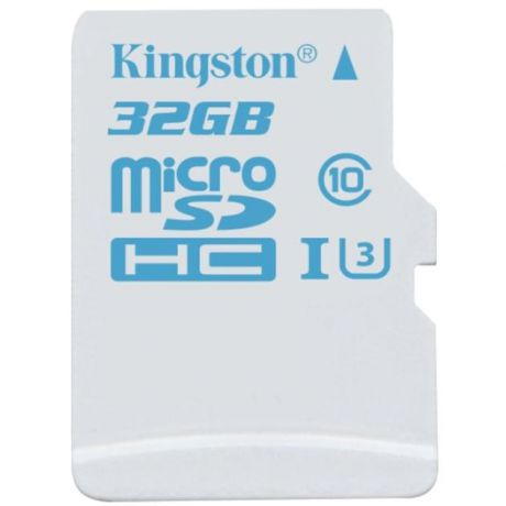 Kingston Kingston 368874 microSDHC, 32Гб, Class 10