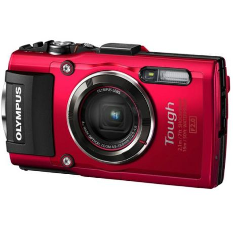 Olympus Olympus Tough TG-4 4,5 - 18 мм