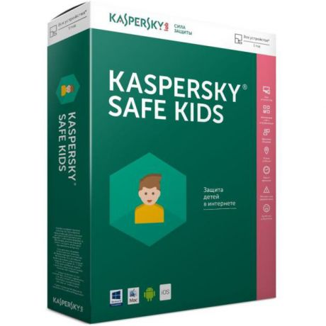 Kaspersky Kaspersky Safe Kids Russian Edition