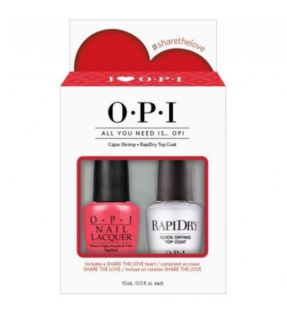 OPI Набор «All You Need is…OPI» 2шт*15 мл (NLL64+ t NTT74)