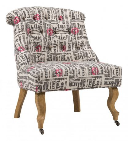 DG-Home Кресло Amelie French Country Chair DG-F-ACH496-1