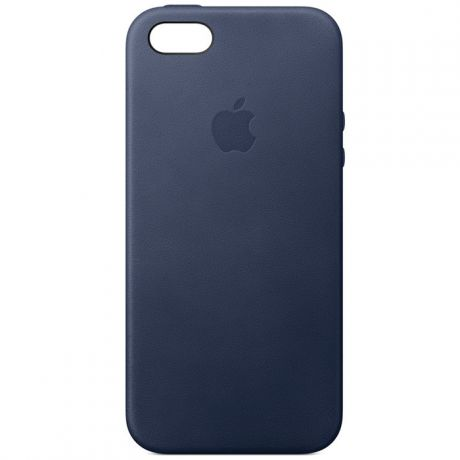 Чехол для iPhone 5s / iPhone SE Apple Case MMHG2ZM/A Midnight Blue