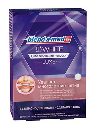 Blend-a-med 3DWhite Luxe