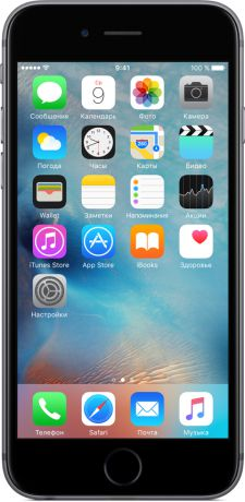 Apple iPhone 6s 32GB (MN0W2RU/A)