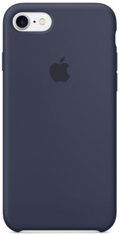 Apple Silicone Case (MMWK2ZM/A) - чехол для iPhone 7 (Midnight Blue)