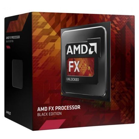 AMD AMD FX-8370 Socket AM3+, 4МГц, 8192 Кб
