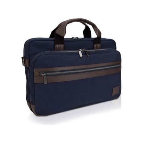 "Dell Dell Canvas Topload Bag 15.6"", Синий, Ткань"