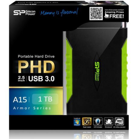 Silicon Power Silicon Power Armor A15, 1Tb
