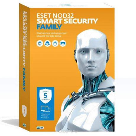 Eset Eset NOD32 Smart Security