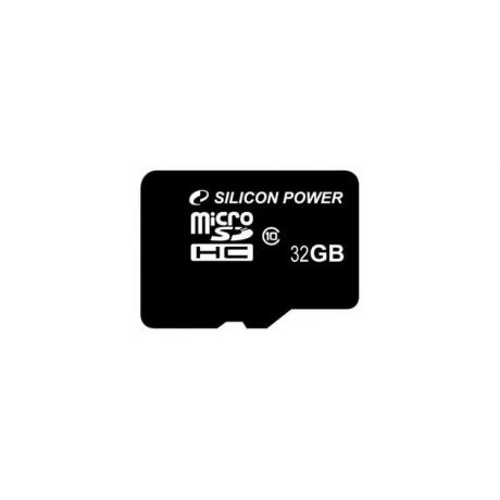 Silicon Power Silicon Power microSDHC microSDHC, 32Гб, Class 10