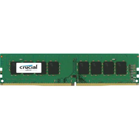 Crucial Crucial CT8G4DFD824A DDR4, 8, PC4-19200, 2400, UDIMM