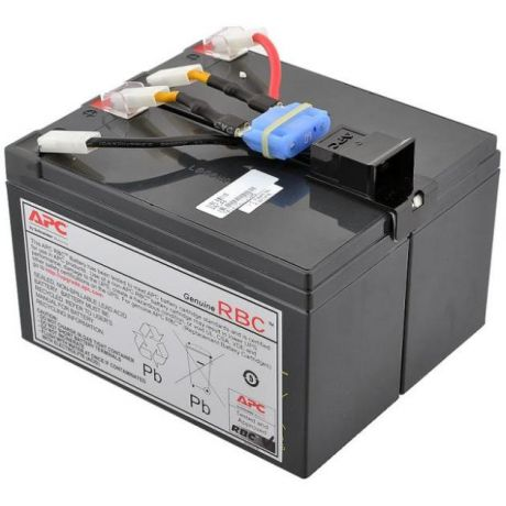 Electric APC by Schneider Electric Battery replacement kit for SUA750I (сборка из 2 батарей)