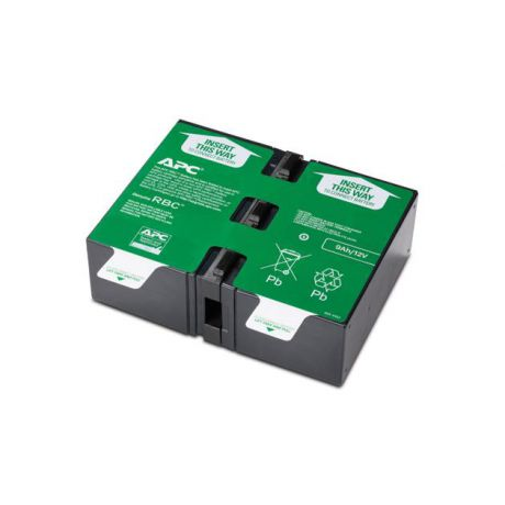 Electric APC by Schneider Electric Battery replacement kit for BR1200GI, BR1500GI