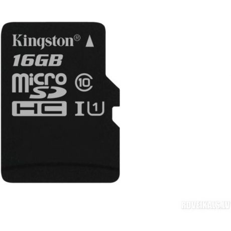 Kingston Kingston SDC10G2/*SP 16Гб, microSDHC, Class 10