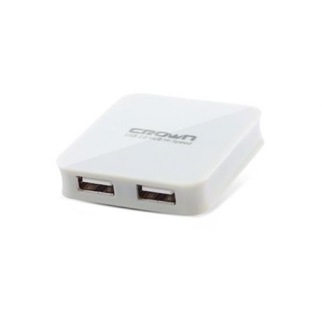 Crown USB хаб CROWN CMCR-009 USB 2.0 (black)