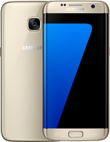 Samsung Galaxy S7 Edge 32Gb Gold Platinum (Gear VR в подарок)