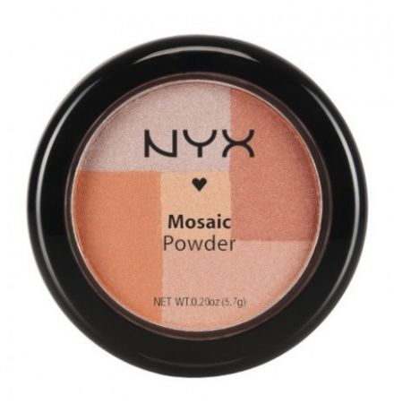 NYX Румяна MOSAIC POWDER - SILK