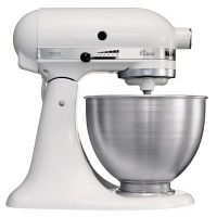 Миксер KitchenAid 5K45SSEWH (360)