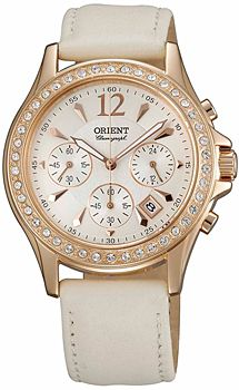 Orient Часы Orient TW00002W. Коллекция Fashionable Quartz